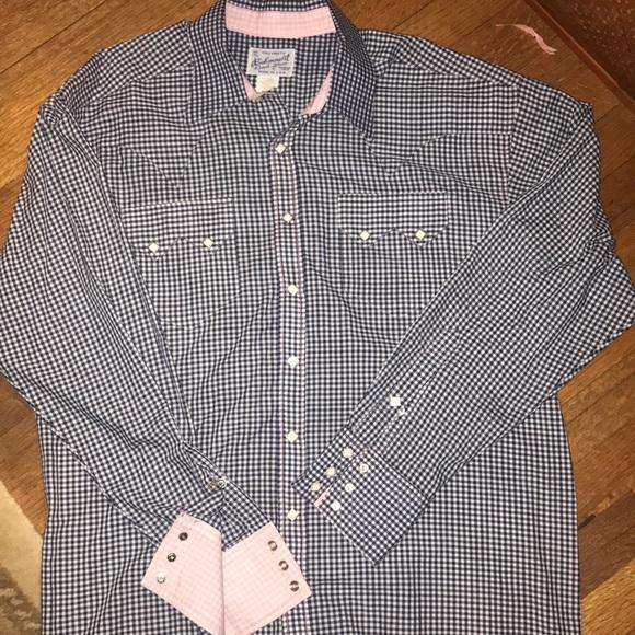 c78ee8bd40 Ranchwear Other - Men s Rockmount ranch wear L S shirt